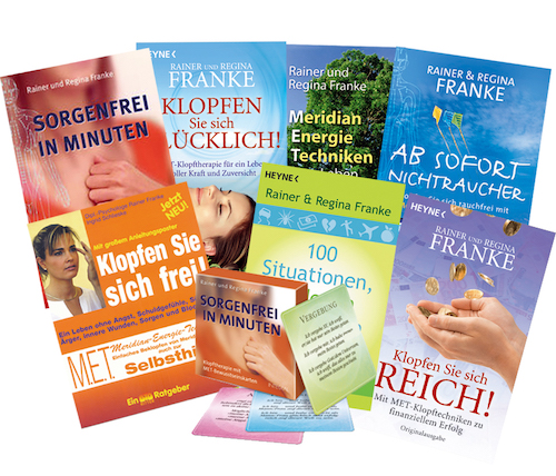 Rainer Franke Buchveröffentlichungen der Klopftherapie MET-Technik